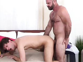 Gay Family Fauxcest Role-Playing With Daddy