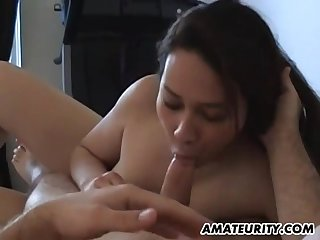 Amateur Chinese Brunette Matured Fucks On Be transferred to Bed