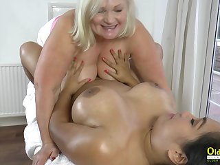 Finest video with Lacey Starr in main downcast dealing with her renowned all natural breasts