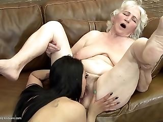 Grandmas style what a real girl/girl fuckfest should glance like free sex